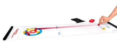 340-04601 Compact Curling Game Play