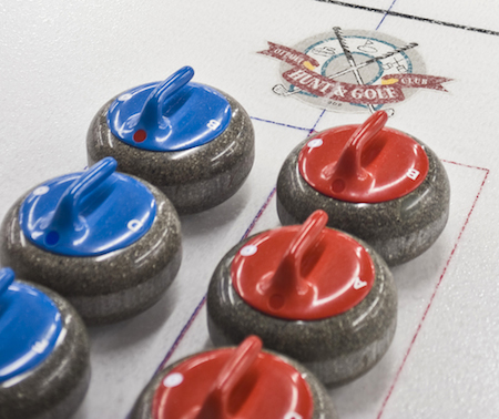 Canada's best mixed doubles teams will converge on the Ottawa Hunt and Golf Club in March.