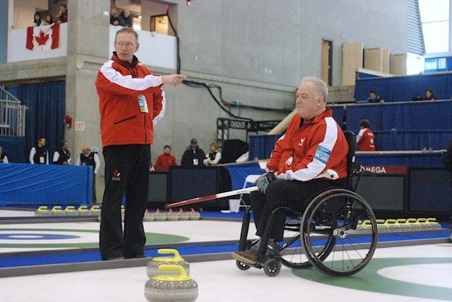 Joe Rea et Jim Armstrong (Photo CCA/Michael Burns)