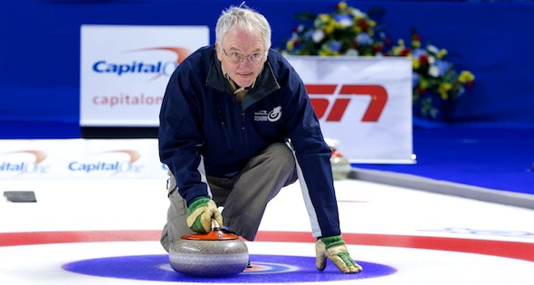 Bob Stewart of Longbow Lake, Ont., was last season's finalist in the Capital One Million Dollar Button contest. (Photo, courtesy Capital One)