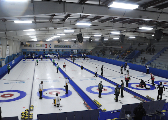 The Digby Area Recreation Centre, which played host to the 2011 Canadian Seniors, will do it again in 2016. (Photo, courtesy Digby Area Recreation Centre)
