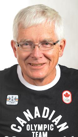 Team Canada coach Tom Coulterman