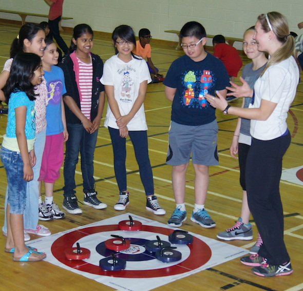 A record number of participants were involved in the Rocks & Rings program in 2013-14. (Photo, courtesy Rocks & Rings)