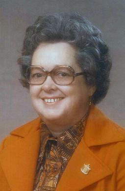 Former CLCA president Janet Merry.