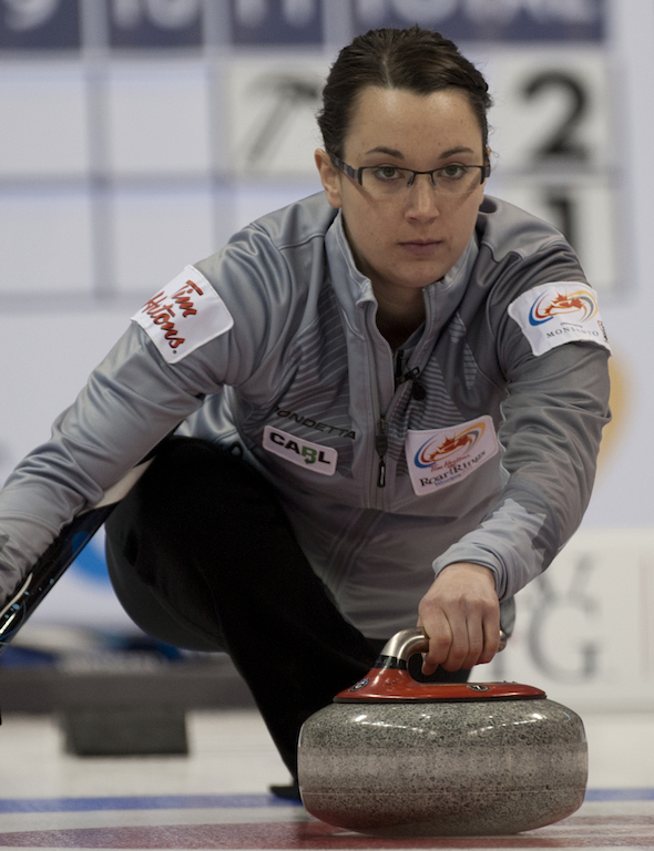 Edmonton's Val Sweeting is one of the recipients of this year's funding through the Petro-Canada Fuelling Athletes and Coaching Excellence program. (Photo, CCA/Michael Burns)